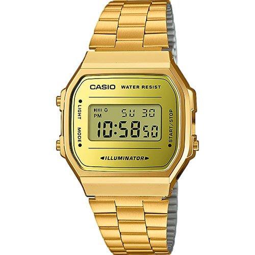 Los mejores Relojes baratos Casio A168 de mujer
