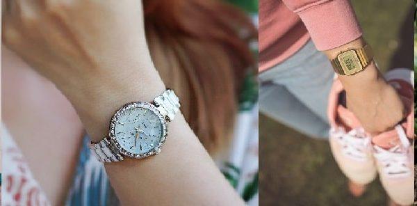 Relojes Casio de mujer