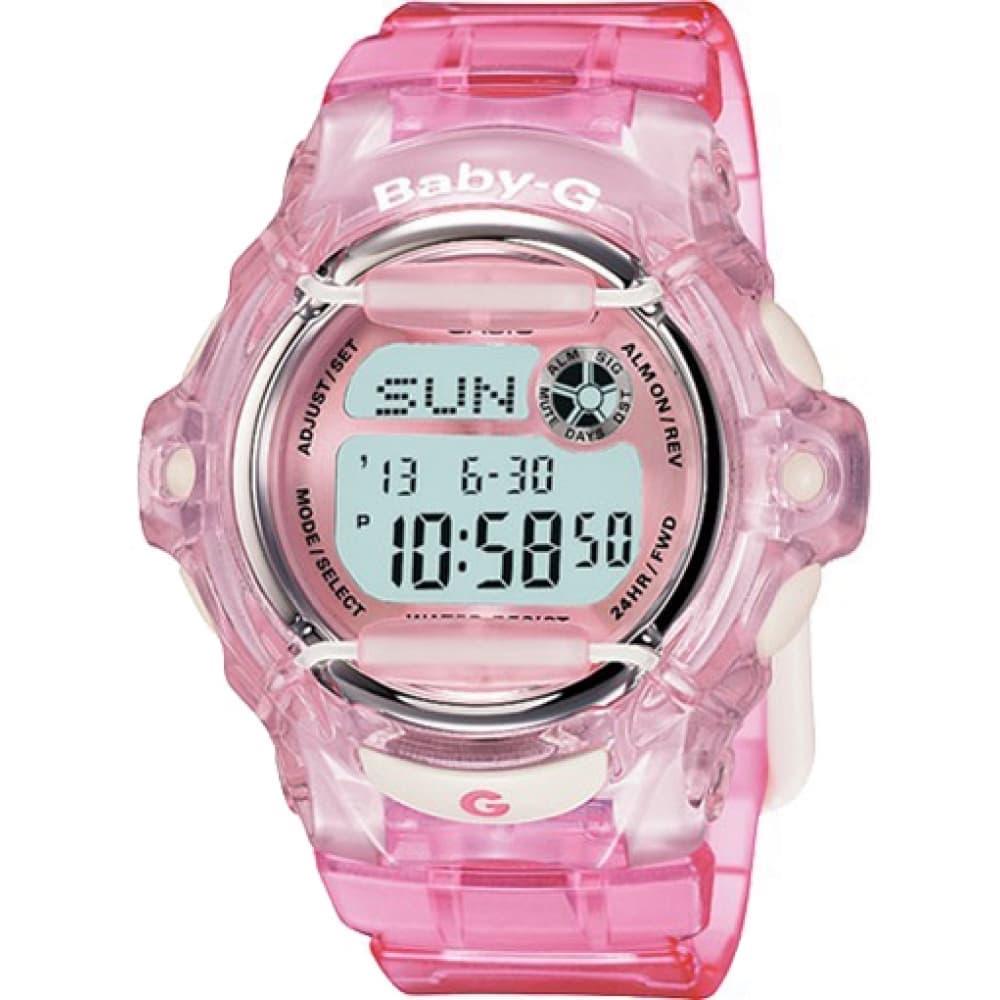 Los mejores Relojes baratos Casio Baby-g BG-169 de mujer