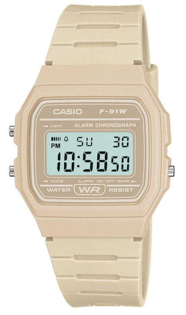 Los mejores Relojes baratos Casio F-91 de mujer