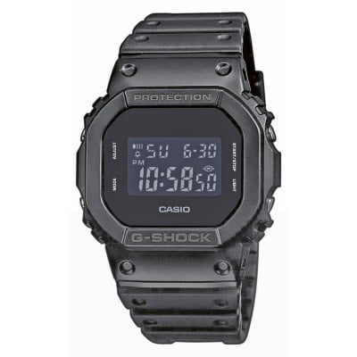 mejor reloj casio negro DW5600 bb