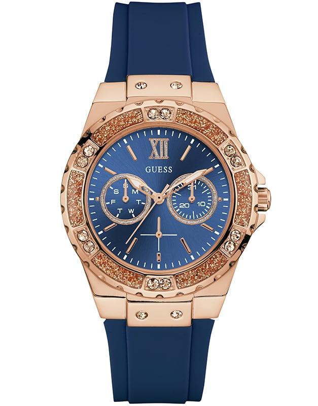 Mejores oro relojes de mujer Guess: U1053L1
