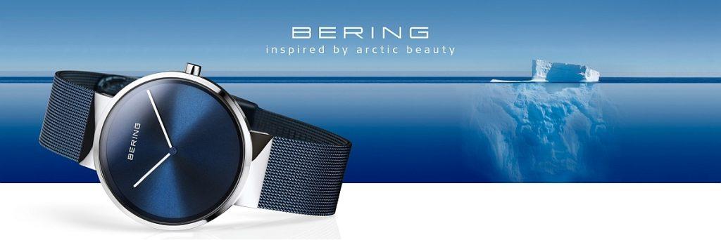 Bering men's and women's watches