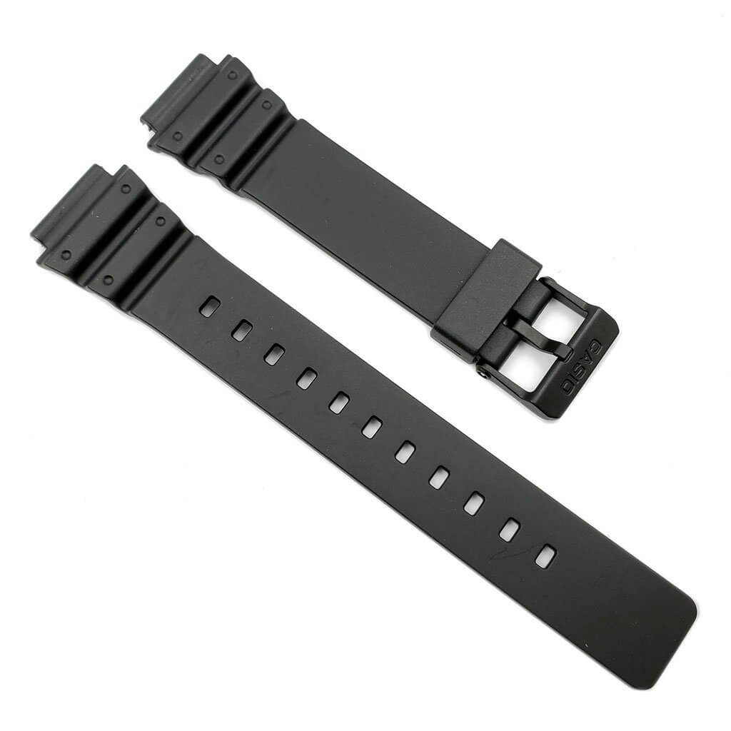 Casio 10393907 resina Reloj  Correa / Banda para – Diver buceo mrw200 mrw-200 MRW-200HC