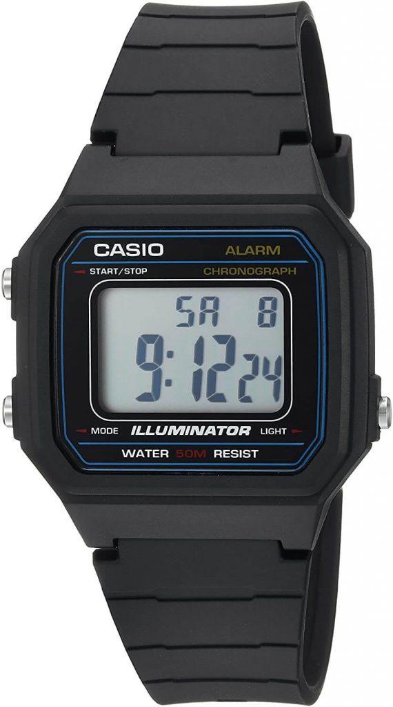 Casio reloj W-217H-1AVCF